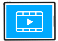 Learning Center Icon _ video